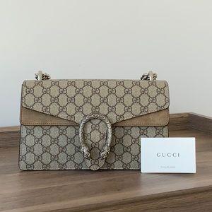 Original Gucci Dionysus GG small shoulder bag